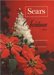 Christmas Catalogs.Vintage Christmas Catalogs 1960s