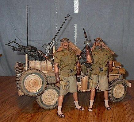 Ww2 sas uniform